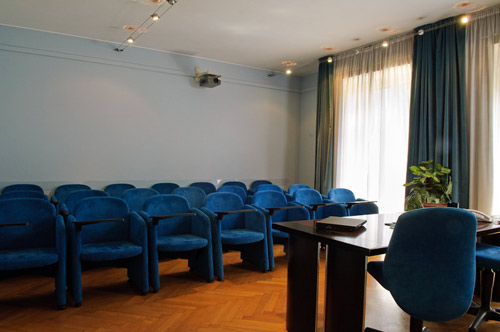 World Service - Meeting rooms in Milan