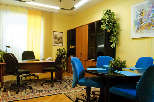 World Service - Serviced offices with meeting angle in Milan
